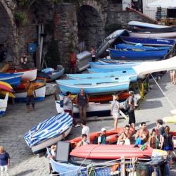 Riomaggore  barce