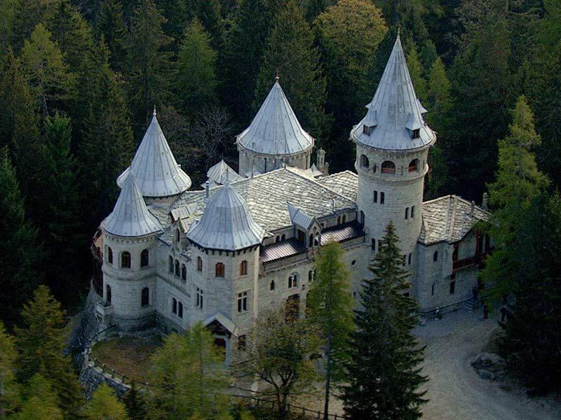 valle d aosta castel savoia